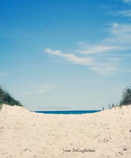 Beach peak
