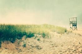 Beach swept